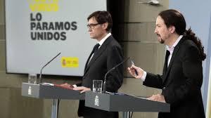 Podemos también renegaba del pacto de Illa con Madrid por imponerlo al resto