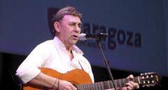 Muere por coronavirus el cantautor Joaquín Carbonell, emblema de Aragón