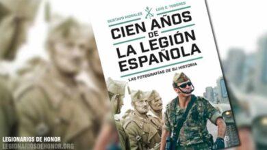 """""""Cien años de la Legión Española""""... desde que se alistaron 200 catalanes"""