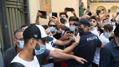 La Policía cree que Luis Suárez pactó las preguntas y la puntuación de su examen de italiano