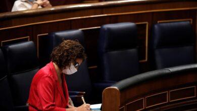 El Congreso tumba el decreto del Gobierno para usar los ahorros de los ayuntamientos