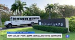 La (no) cobertura de TVE en República Dominicana tras los pasos del rey emérito costó 8.500 €