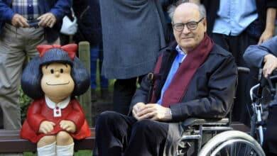 Muere Quino, creador de Mafalda, a los 88 años