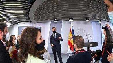 """Casado se desmarca de los escándalos de la 'era Rajoy': """"Sólo era un diputado por Ávila"""""""