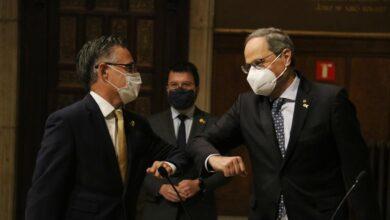 Torra está buscando la crispación máxima de los catalanes