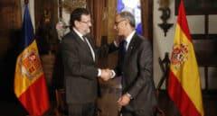 Un juez de Andorra admite a trámite una querella contra Rajoy por coacciones en el 'caso Pujol'
