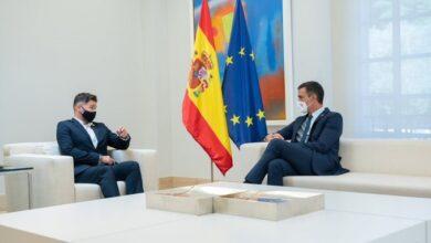 Rufián anuncia que la mesa de diálogo con Cataluña se reunirá a mediados de septiembre