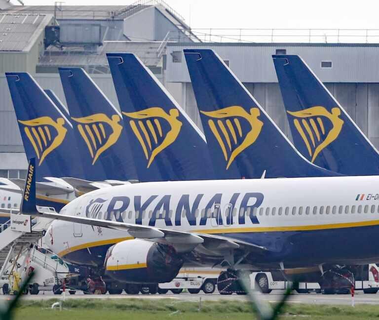 Ryanair, Vueling e Iberia pierden 15 millones de pasajeros en España en un verano negro