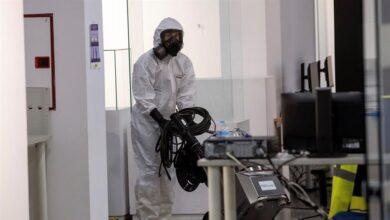 Los hospitalizados por coronavirus en Madrid descienden por segundo día consecutivo