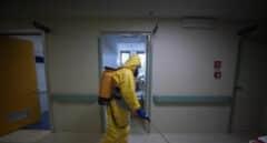 Hallan Covid en habitaciones de un hospital aun renovando el aire cada minuto