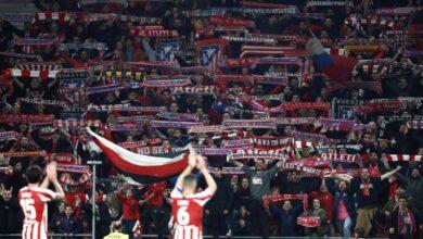 La UEFA permite que haya público en los estadios pero el Gobierno tendrá que aprobarlo