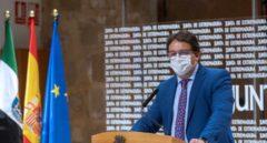 Récord diario de contagios en Extremadura