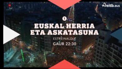 """Denuncian que un documental emitido en ETB """"enaltece a ETA"""" por sus """"esfuerzos por la paz """""""