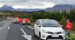 Multan a 46 personas por ir a Navarra a por 'castañas y hongos' pese a estar confinada