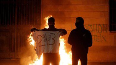 Nuevos disturbios en Barcelona en una protesta contra los desahucios