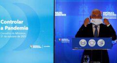 Portugal confinará desde el miércoles al 70% de la población