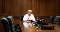 Trump podría recibir el alta médica este lunes