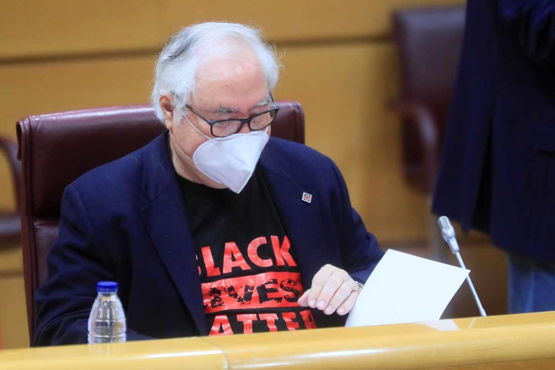 Comparecencia de Manuel Castells en el Senado