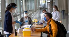 Vigo encabeza el aumento récord de contagios en Galicia