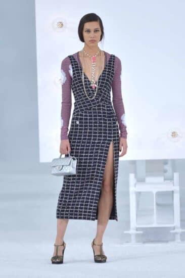 Vestido de la colección de Primavera-Verano 2021