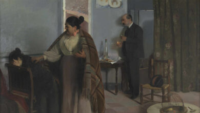'Invitadas', el Prado expone el machismo del arte del siglo XIX