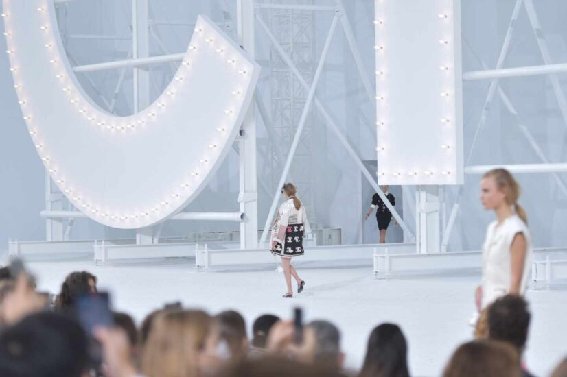 Chanel presenta su versión del séptimo arte en París