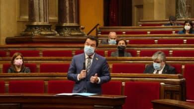 Inversión y fondos UE: Aragonés muestra las cartas de ERC para la negociación presupuestaria