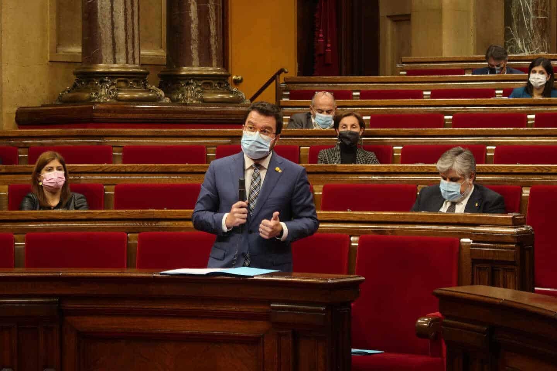 Cs, PSC y PP exigen al Govern transparencia en la gestión de los fondos Covid - El Independiente