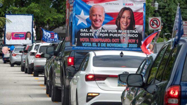 Joe Biden-campaña-Miami