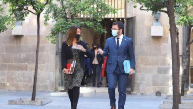 """Las """"estructuras de estado"""" que se llevan 1.000 millones del presupuesto catalán"""