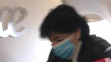 Celaá se va de Madrid en avión tras declarar el estado de alarma para hacerse un chequeo