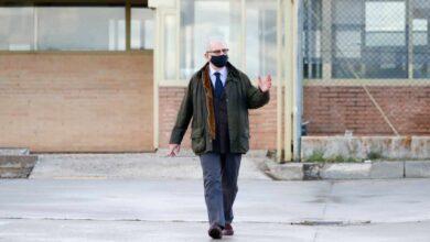 El 10% de los presos cumplen condena bajo control telemático como Rodrigo Rato