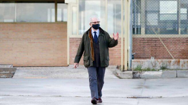 Rodrigo Rato sale de prisión.