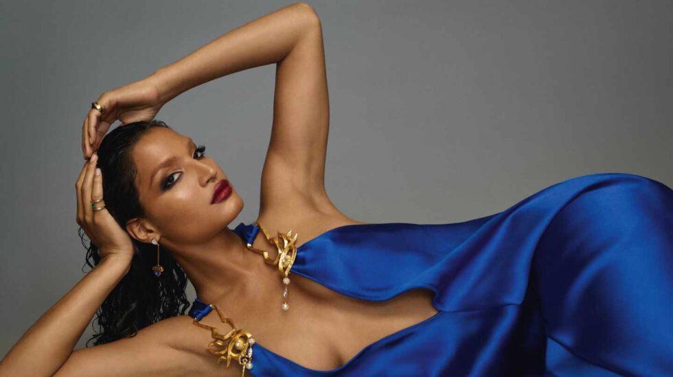 Indya Moore para 'Vogue' España.
