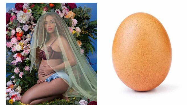 Las fotos más conocidas de Instagram, desde el embarazo de la diva del pop Beyoncé, al huevo más conocido de la red social.