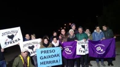 La Guardia Civil detiene a dos expresos de ETA acusados de tenencia de explosivos