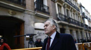 Bárcenas sale con permiso de prisión tras su pacto con la Fiscalía