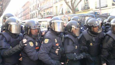 """Indignación entre los 'antidisturbios' con la serie: """"Nos dejan a la altura de las ratas"""""""