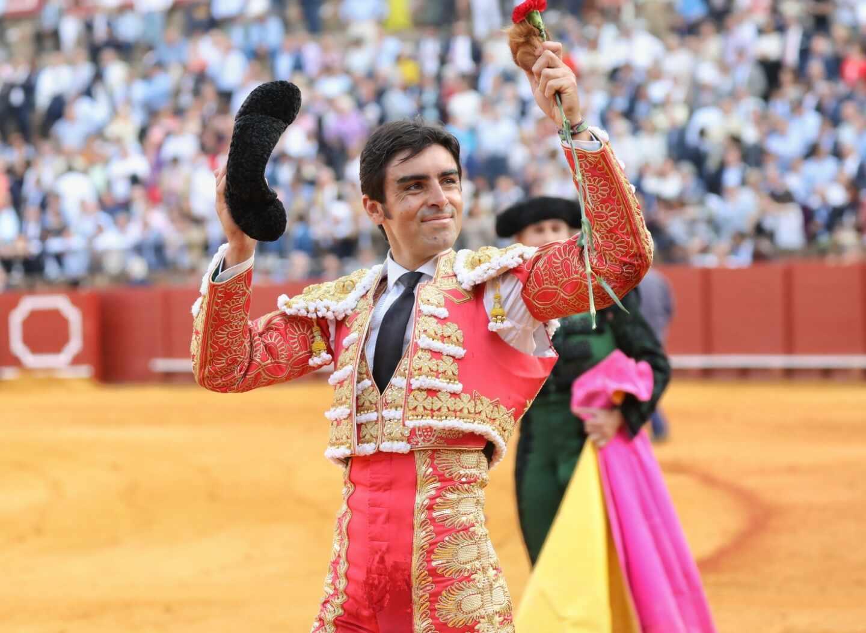 El diestro Miguel Ángel Perera, en una imagen de archivo.