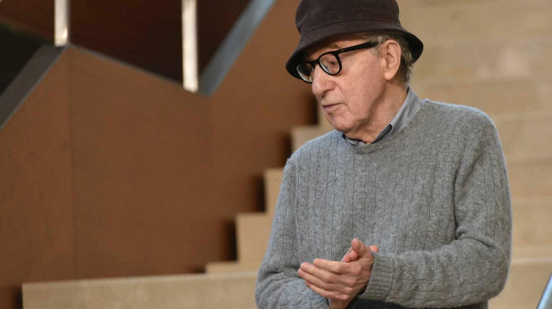 Woody Allen presenta su nueva película, 'Rifkin's Festival'.