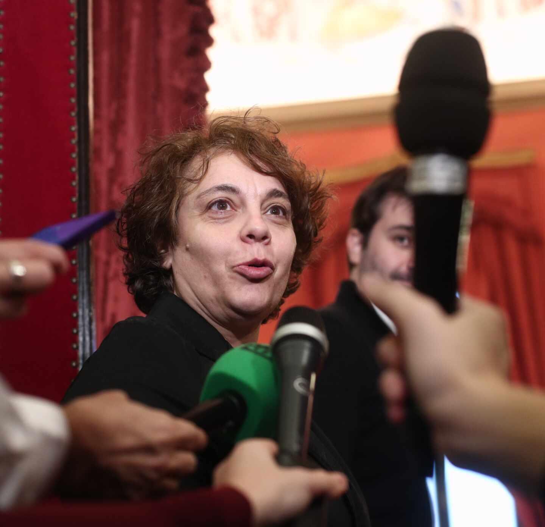 Gloria Elizo.