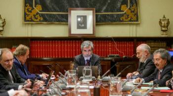 El CGPJ aplaza los nombramientos una semana a la espera del acuerdo de renovación