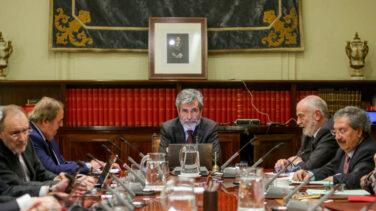 El CGPJ vuelve a incluir los nombramientos de la cúpula judicial en el Pleno del jueves