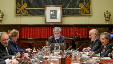 """El Pleno del CGPJ expresa su """"preocupación"""" para que cualquier reforma se haga conforme a la Constitución"""