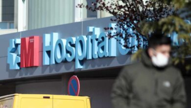 Madrid comienza a vacunar masivamente con Pfizer al grupo entre 70 y 74 años en 23 hospitales