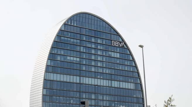 Ciudad BBVA, sede del banco en Madrid.