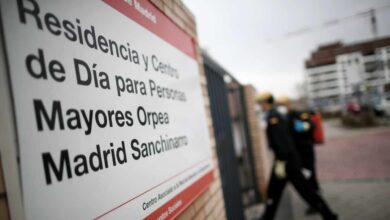 Madrid vacunará primero a 65.000 ancianos de residencias y después a los sanitarios de primera línea