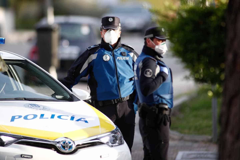 Agentes de la Policía Municipal.