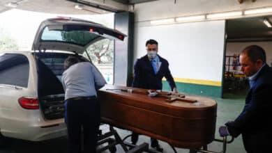 Las muertes aumentaron un 20% en el primer semestre del año, según funerarias