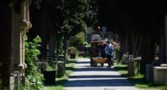 Cementerio de Pamplona.